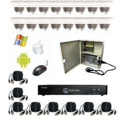 HD Dome Security Camera System