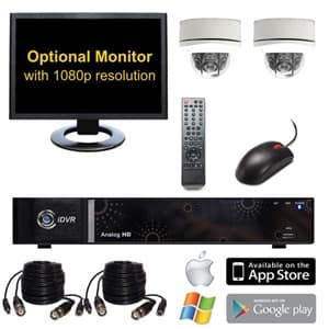 HD Video Surveillance System