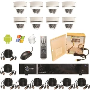 HD Home Video Surveillance System