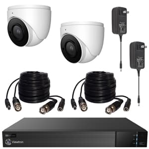 Infrared Dome HD CCTV System