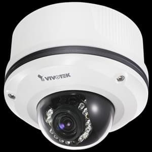 Outdoor Dome IP Camera