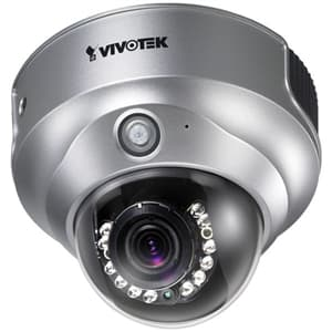 Megapixel Dome IP Camera