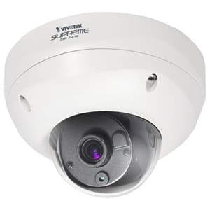Megapixel Vandal Dome Camera
