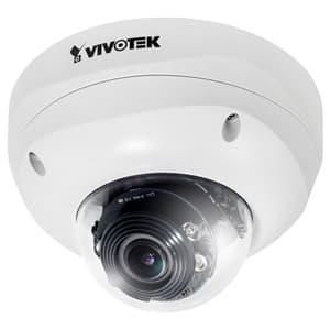 High Contrast Dome IP Camera
