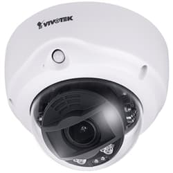 Motorized Fixed IP Dome Camera
