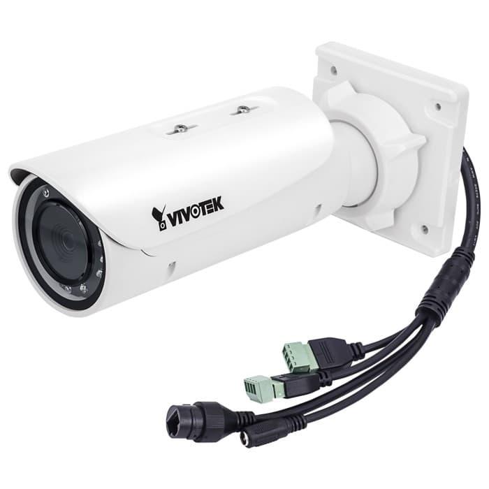 Weatherproof ip bullet camera vivotek ib836ba ht for Web tv camera