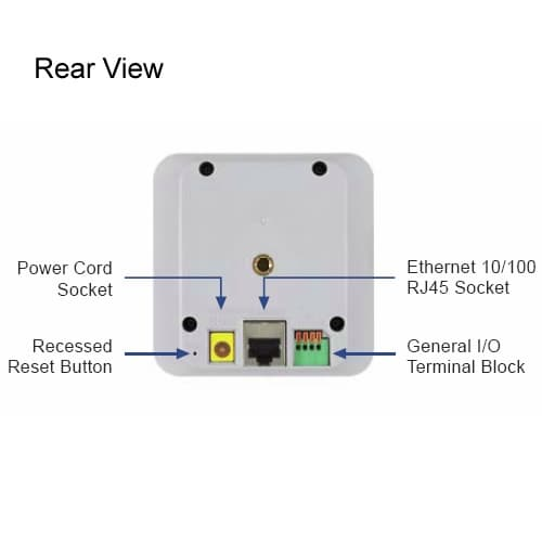 Ip Camera Wireless Iphone Amp Mac Viewing Vivotek Ip7134