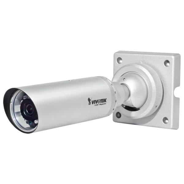Day Night Bullet Camera Vivotek Ip8332 C Network Ip Camera