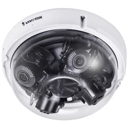 Multi Lens IP Dome Camera