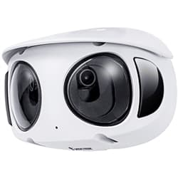 Multi Sensor IP Dome Camera