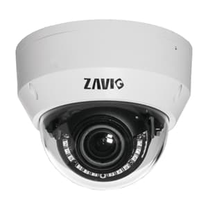 Motorized Outdoor IP Dome Camera
