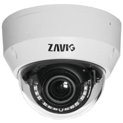Motorized Outdoor HD IP Dome Camera