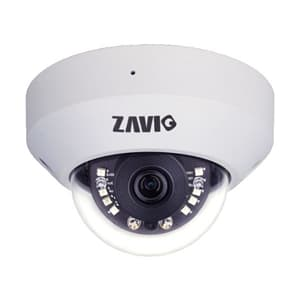 Mini Vandal Dome IP Camera