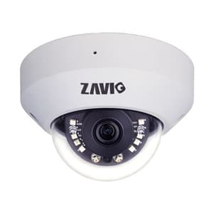 Mini Outdoor Vandal Dome Camera