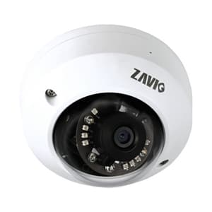 Outdoor Mini Dome IP Camera