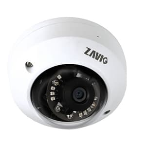 Mini IR Dome IP Camera