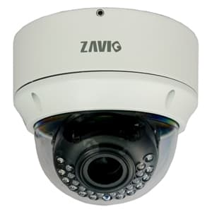 Compact Outdoor IP Dome Camera