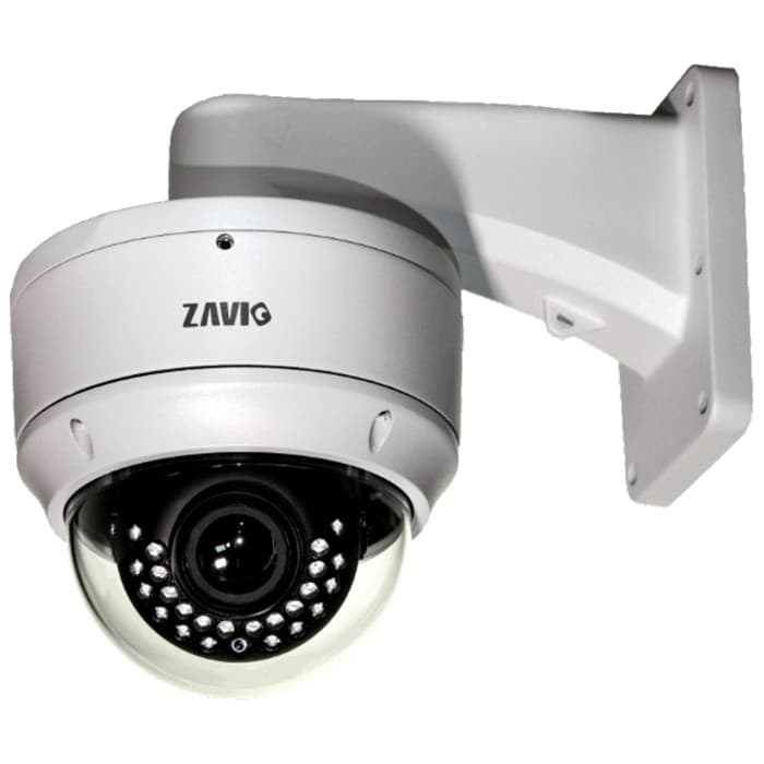 compact outdoor ip dome camera zavio d6220. Black Bedroom Furniture Sets. Home Design Ideas