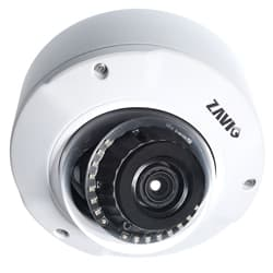 Vandal Proof Motorized IP Dome Camera